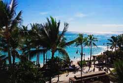 バリアフリー化の進むハワイ