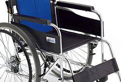 車椅子の座る部分のイメージ