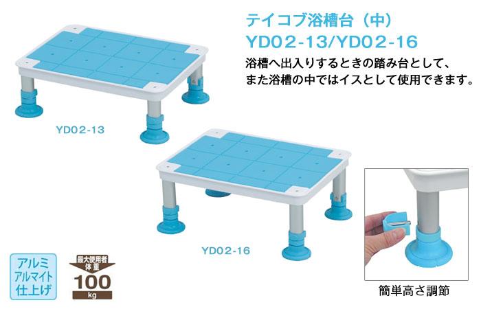 幸和製作所 テイコブ浴槽台(中) YD02-13/YD02-16