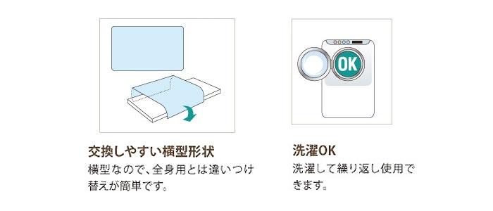 デニム防水シーツ SE06[床周り用品]の機能