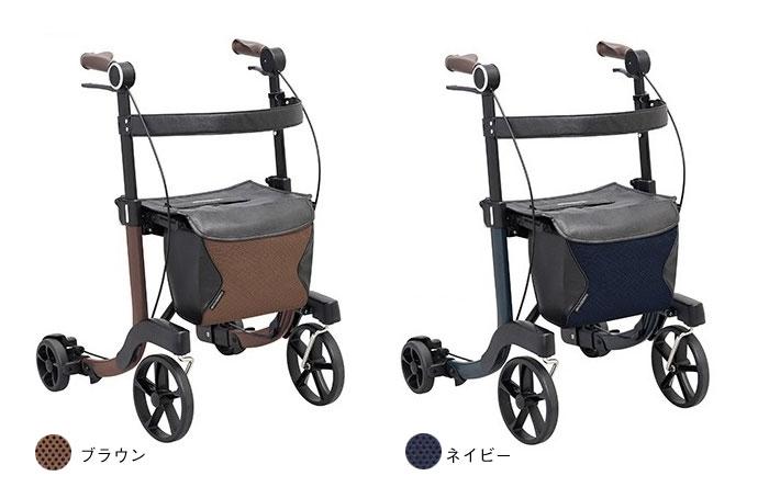 【幸和製作所】 歩行車 ミケーレ WAG01のカラー