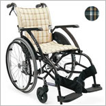 【カワムラサイクル】自走式車椅子 WAVIT ウェイビット