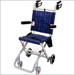 【マキテック】携帯車椅子 ノッピー