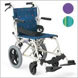 【カワムラサイクル】携帯車椅子 旅ぐるま KA6