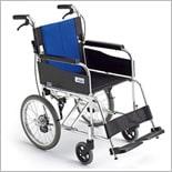【MiKi】介助式車椅子 BAL-2