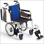 【MiKi】介助式多機能車椅子 BAL-4