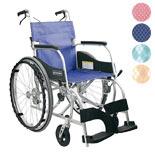 カワムラサイクル 軽量車椅子 自走式 ふわりす