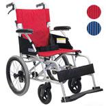【カワムラサイクル】 介助式 軽量 車椅子 BML16-40SB