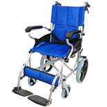 【ケアテックジャパン】介助式車椅子 スマイル -介助式- CA-80SU