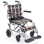 【マキライフテック】コンパクト車椅子 ピロN PR-501
