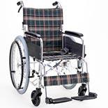 【マキテック】ワイドタイプ車椅子 KS50-4643GC