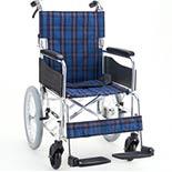 エアタイヤ車椅子
