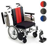 MiKi/ミキ介助式車椅子エムエムフィットMM-Fit Lo 16