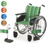 【日進医療器】 NA-400シリーズ FOtype NA-406FO 車椅子