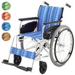 【日進医療器】NA-400シリーズ Atype NA-446A 車椅子