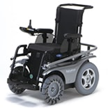 日進医療器の車椅子