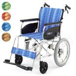 日進医療器_介助式車椅子 NAH-400シリーズ NAHseries NAH-446A