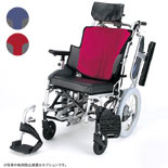 【日進医療器】座王シリーズ ティルト NAH-F5 車椅子