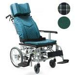 【カワムラサイクル】ティルト&リクライニング車椅子 KXL16-42