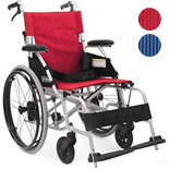 【カワムラサイクル】座面高モジュール車椅子 BML20-40SB