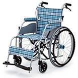 【片山車椅子製作所】 KARL カール 自走式 KW-901B